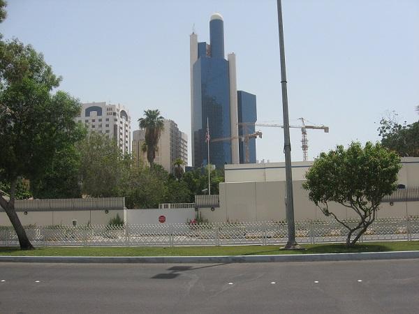 سفارت انگلیس در ابوظبی
